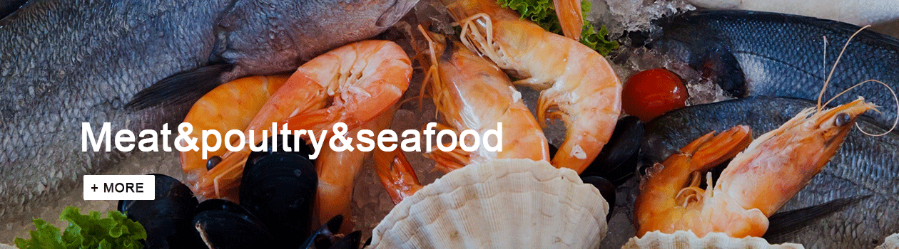 meat & poultry & seafood