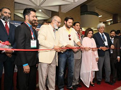 Opening Ceremony in Pharma Asia 2016