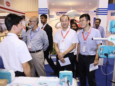 Visitors in Pharma Asia 2016
